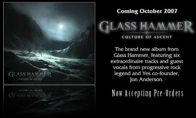 Glass Hammer album art